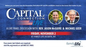 Capitol Connection LIVE @ Family Life Ministry Center | Bath | New York | United States