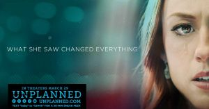 Movie Release: Unplanned @ Ohmann Theater | Lyons | New York | United States