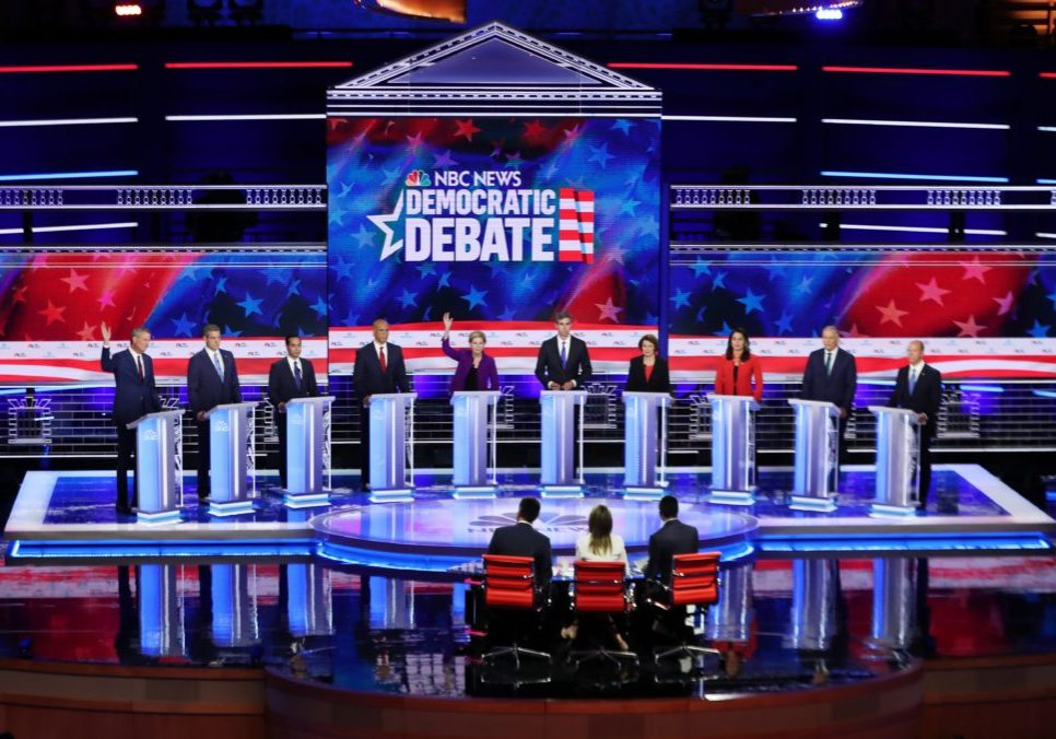 Democratic -Debate-2019